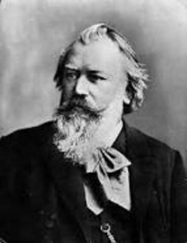 Johanne Brahms Dies