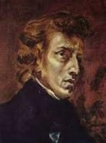 Frédéric François Chopin, Dies
