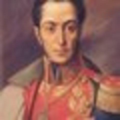 Simón Bolivar begins a series of South American rebellions against Spain