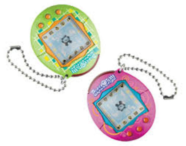 Tamagotchi Plus/Connection Introduced
