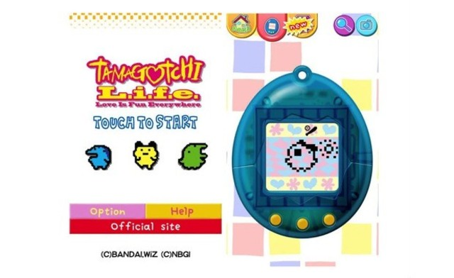 Bandai released Tamagotchi L.i.f.e. as a free IOS and Android app.