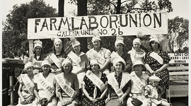 HISTORY OF THE LABOR MOVEMENT timeline