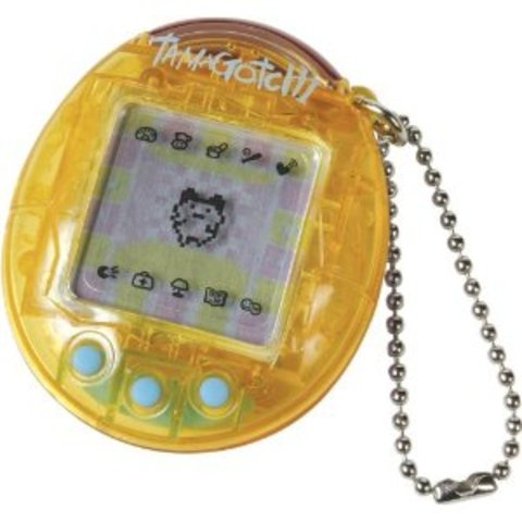 Tamagotchi introduced in US