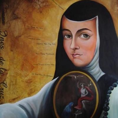 Sor Juana Ines de la Cruz timeline