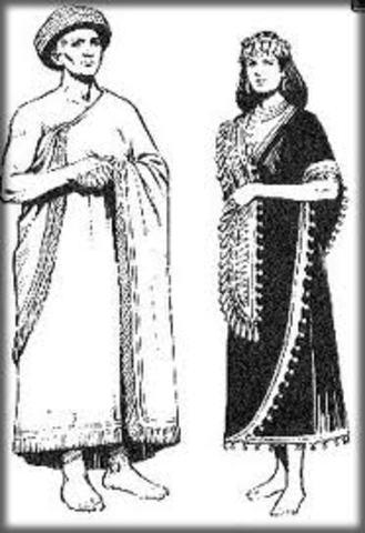 SUMERIOS (2500 A.C.)
