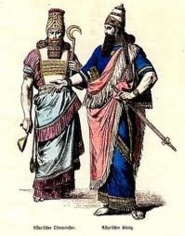 BABILONIA (2105 A.C.)