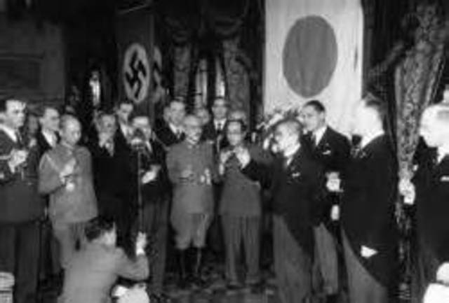 Nazi Germany and Imperial Japan