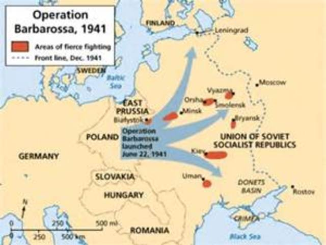Nazi Germany and the Soviet Union