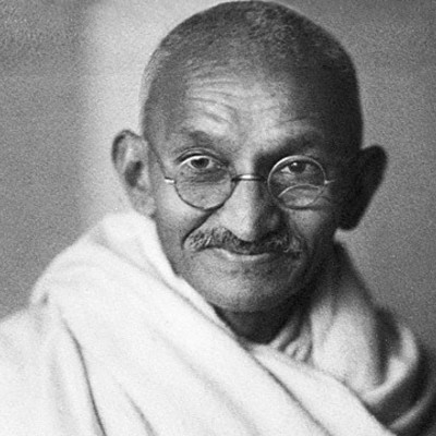 Gandhi's amazing story leading India to independence  timeline