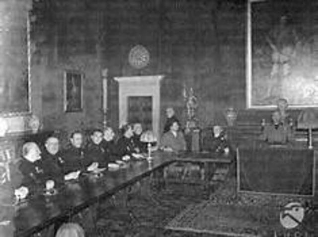 The Fascist Grand Council