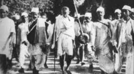 Gandhi´s amazing leadership and strategies reward all Indian people timeline