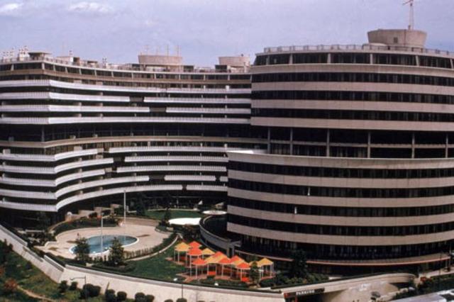 Break-in at Watergate Hotel