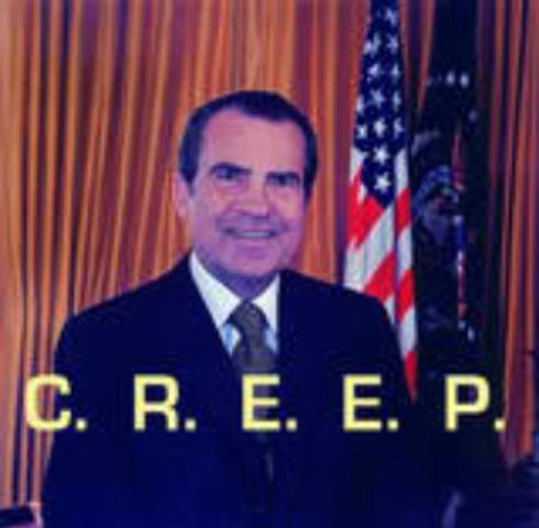 CREEP implicated in espionage ring