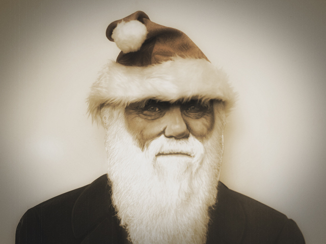 """""""On the Origin of Species"""" by Charles Darwin Published"""