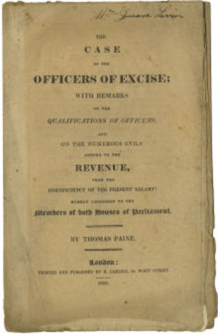 The Case of the Officers of Excise