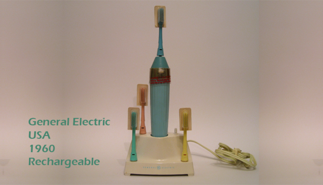 Electric Toothbrushes Through The Century Timeline
