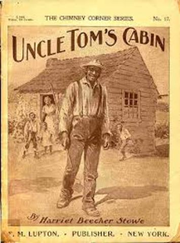 First Installment of Uncle Tom's Cabin published in National Era
