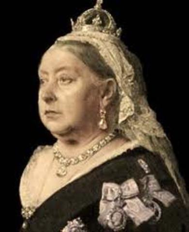 Harriet Beecher Stowe meets Queen Victoria