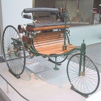 Historia del automóvil timeline