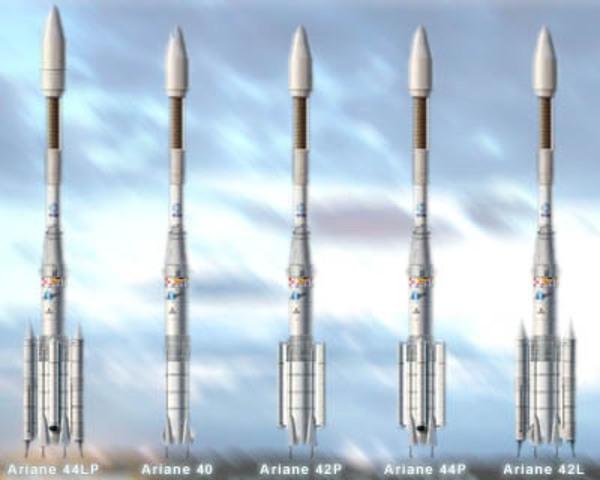 L'Ariane 4