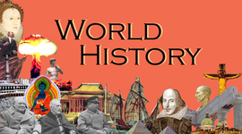 World History Annotated Timeline