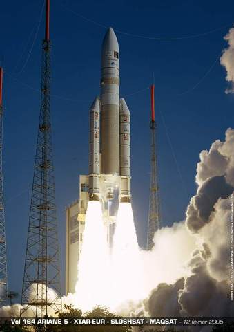 L'Ariane 5 ECA