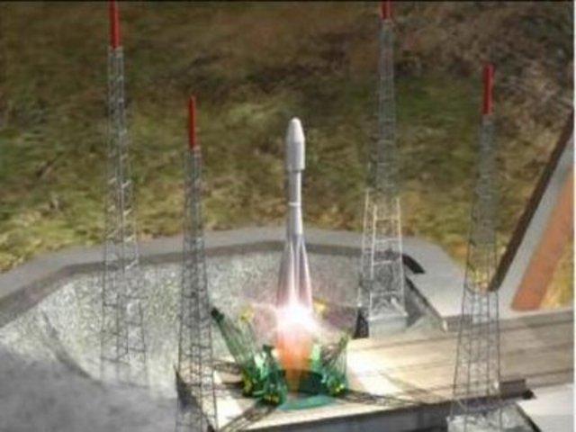 Soyuz, una nova plataforma de llançament