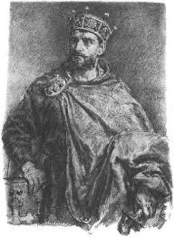 Koronacja Mieszka II Lamberta