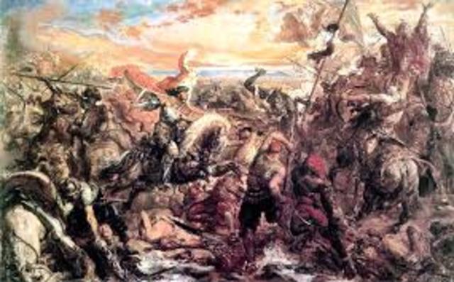 Bitwa pod Warną
