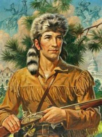 Image result for davy crockett