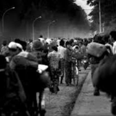 cambodian genocide timeline project