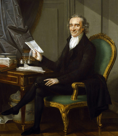 Paine's expulsion from the committee in 1779