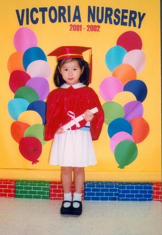 graduated from Victoria Nursery