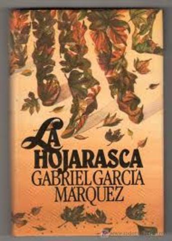 """""""La hojarasca"""""""