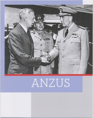 The Anzus Treaty