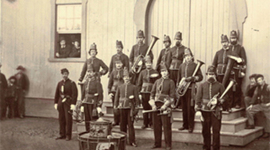 Music During the Civil War timeline