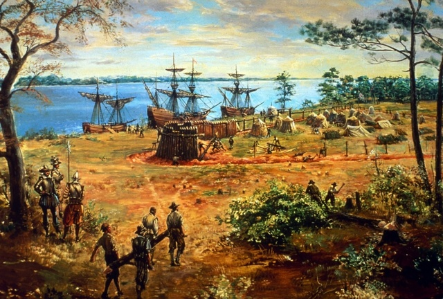 5TH GRADE HISTORY 1492-1800 timeline | Timetoast timelines