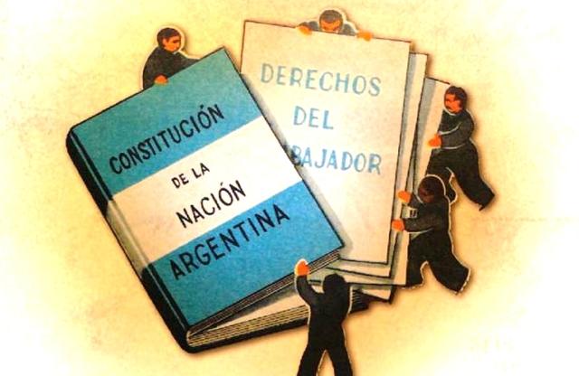 Incorporacion de derechos sociales y nuevas funciones del estado
