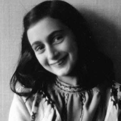 Anne Frank's life and legecy  timeline