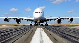Airplane timeline