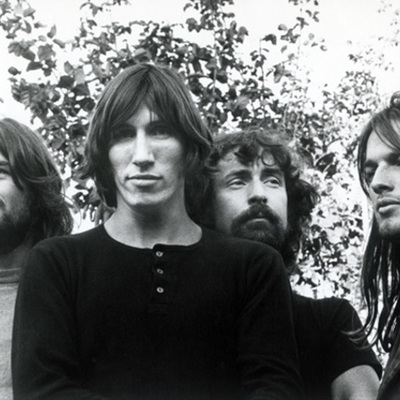 Pink Floyd Discography 1967-1973 timeline