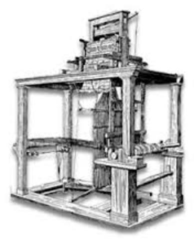 The Industrial Revolution timeline | Timetoast timelines