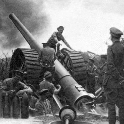 World War 1 Timeline by Darcy Joce McCann 9GY