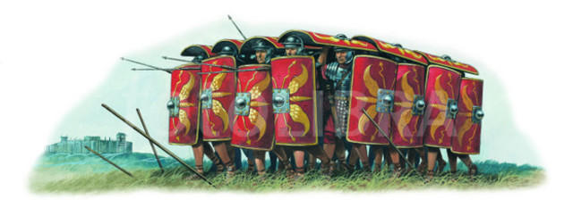 Image result for roman phalanx