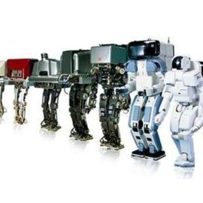 Historia dela Robotica timeline