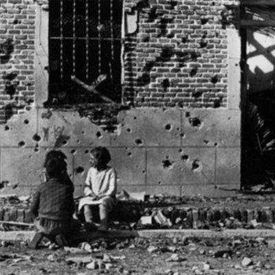 Guerra civil espanyola timeline