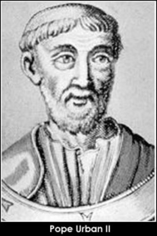 an introduction to the history of the crusades and pope urban ii In 1095 pope urban ii incited the crusades with a speech urging christian armies to free the holy sites, especially jerusalem, from muslim control the cruread more here.
