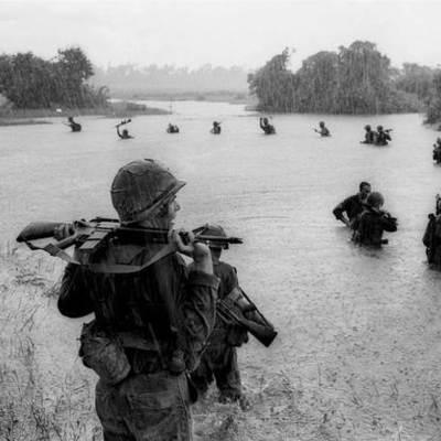 Timeline Of Vietnam War