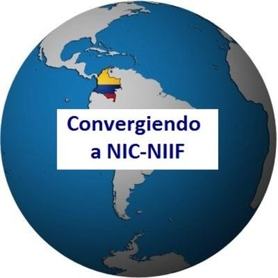 NIIF en Colombia timeline
