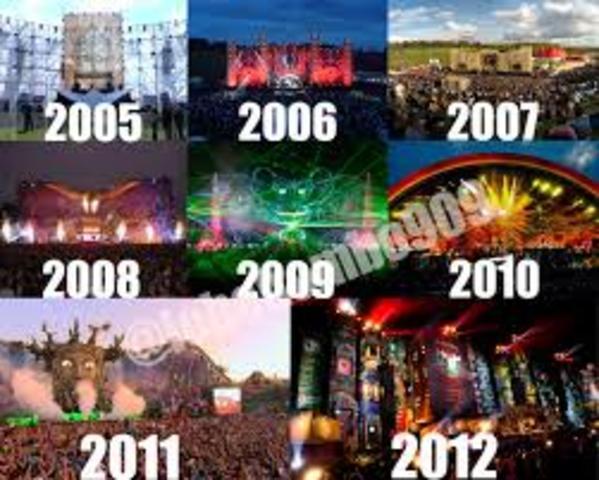 contó con las presentaciones de Armin van Buuren, David Guetta, Fred Baker, DJ Zany, Ruthless y Marco Bailey, Filterheadz .